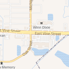 Directions for Subway in Kissimmee, FL 1321 E Vine St