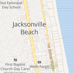 Directions for Atlantic Shores Realty of Jacksonville in Jacksonville Beach, FL 525 3rd St N