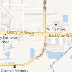 Directions for El Nuevo Sabor Caribeno in Kissimmee, FL 1206 E Vine St