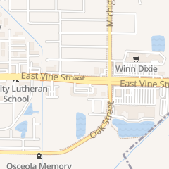 Directions for Nail City in Kissimmee, FL 1184 E Vine St