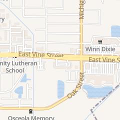Directions for La Gota Fria in Kissimmee, FL 1166 E Vine St