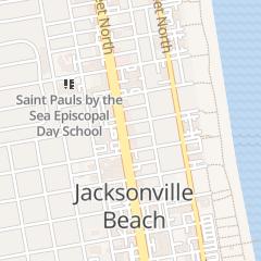 Directions for Alan C Jensen PA in Jacksonville Beach, FL 935 3rd St N