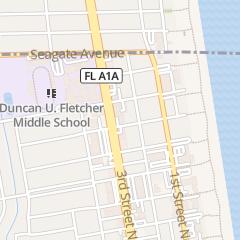Directions for RUTLEDGE RANDALL in JACKSONVILLE BEACH, FL 1807 3RD ST N