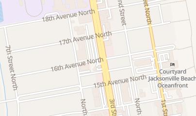 Directions for Fantasy Lane in Jacksonville Beach, fl 1708 3Rd St N