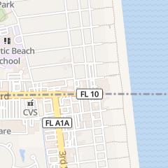 Directions for Peake Properties llc in Atlantic Beach, FL 60 Ocean Blvd