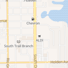 Directions for T D Nail Spa in Orlando, FL 4554 S Orange Blossom Trl