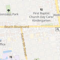 Directions for Paradise Plaza in Jacksonville Beach, FL 730 Beach Blvd