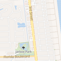 Directions for J Anderson Terroll Attorney in Neptune Beach, FL 800 3rd St
