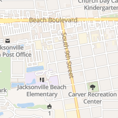 Directions for Adt a t Alarm and Security in Jacksonville Beach, FL 929 2nd Ave S