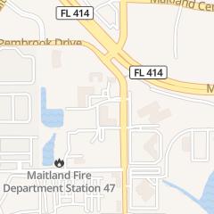 Directions for Trisyn in Maitland, fl 485 N Keller Rd