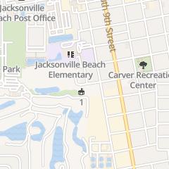 Directions for United States Government in Jacksonville Beach, FL Bldg Bldg 186