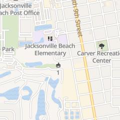 Directions for LEITMAN STEVEN in JACKSONVILLE BEACH, FL