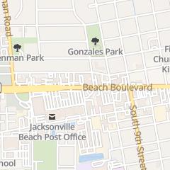 Directions for Peninsula Properties in Jacksonville Beach, FL 1155 Beach Blvd