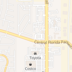 Directions for Mccoy Federal Credit Union in Orlando, FL 2075 Central Florida Pkwy