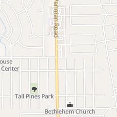 Directions for Omega Locksmith in Jacksonville Beach, FL 1289 Penman Rd