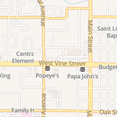 Directions for Arby's Restaurant in Kissimmee, FL 219 W Vine St