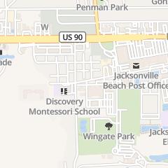 Directions for City of Jacksonville Beach in Jacksonville Beach, FL 1460 Shetter Ave