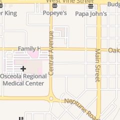 Directions for Advanced Dermatology & Cosmetic Surgery in Kissimmee, FL 903 N Central Ave