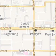 Directions for Vanessa's Home Furnishings in Kissimmee, FL 611 W Vine St Ste D