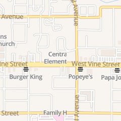Directions for Puerto Rico Cafe in KISSIMMEE, FL 507 W Vine St