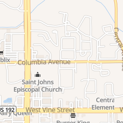 Directions for Official All Star Cafe Restaurant in Kissimmee, FL 890 Victoria Blvd