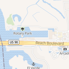 Directions for Nippers Beach Grille in Jacksonville Beach, FL 2309 Beach Blvd