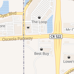 Directions for CT Dream Nails in Kissimmee, FL 2465 W Osceola Pkwy