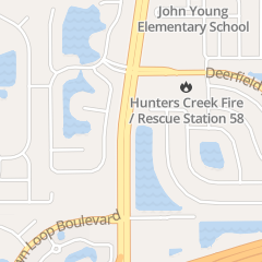 Directions for Decent Nails in Orlando, FL 12701 S John Young Pkwy
