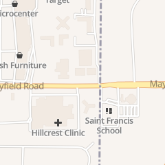 Directions for Hillcrest Hospital in Cleveland, OH 6803 Mayfield Rd Ste 500