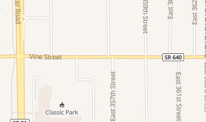 Directions for Colonial Market in Willowick, OH 35560 Vine St