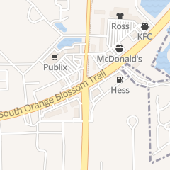 Directions for K Nails in Kissimmee, FL 3267 S John Young Pkwy
