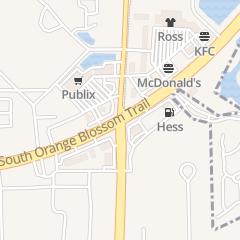Directions for Step Saver in Kissimmee, FL 3301 S Orange Blossom Trl