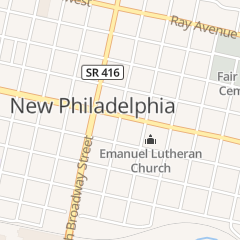 Directions for Michaels in New Philadelphia, OH 134 E High Ave