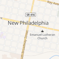 Directions for Brewhouse Taproom & Grill in New Philadelphia, OH 127 S Broadway St