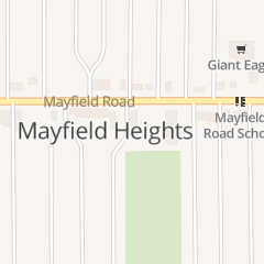 Directions for City of Mayfield Heights in Cleveland, oh 1533 Chelmsford Rd