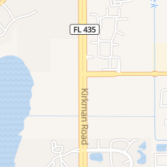 Directions for The Crab Stop in Orlando, FL 3749 S Kirkman Rd