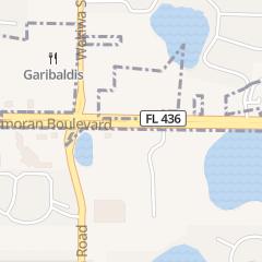 Directions for MARTINEZ MANGLARDI PA in APOPKA, FL 2469 E SEMORAN BLVD