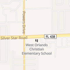 Directions for Amazing Nail in Orlando, FL 6123 Silver Star Rd