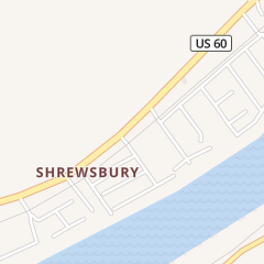 Directions for COLUMBIA NATURAL RESOURCES-SHREWSBURY OFFICE in SHREWSBURY, WV 3038 E Dupont Ave