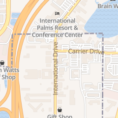 Directions for Fantasy Nails in ORLANDO, FL 7235 International Dr