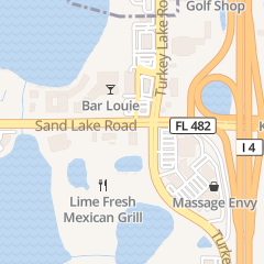 Directions for BB&T in Orlando, FL 7208 W Sand Lake Rd