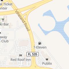 Directions for Jerusalem Middle East Market in Kissimmee, FL 2922 Vineland Rd
