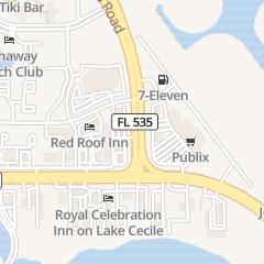 Directions for Publix Super Market in Kissimmee, FL 2914 Vineland Rd