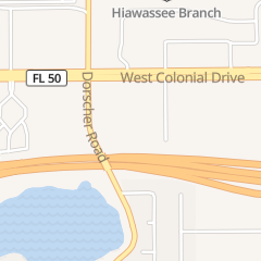 Directions for United Stor-All Centers in Orlando, FL 7400 W Colonial Dr