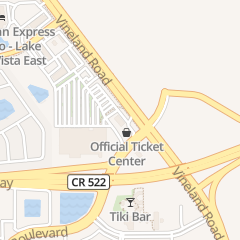 Directions for NAIL BAR in KISSIMMEE, FL 3160 VINELAND RD