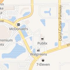 Directions for Publix Super Market in Orlando, FL 8145 Vineland Ave