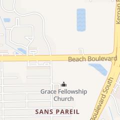 Directions for Subway in Jacksonville, FL 12620 Beach Blvd Ste 10
