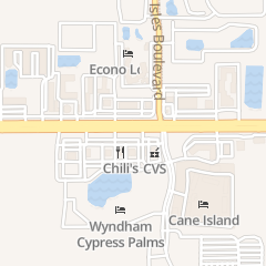 Directions for Chili's in Kissimmee, FL 5340 W Irlo Bronson Memorial Hwy