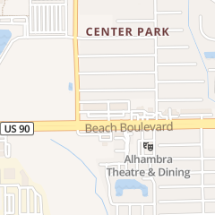 Directions for Steamers Cafe in Jacksonville, FL 11925 Beach Blvd