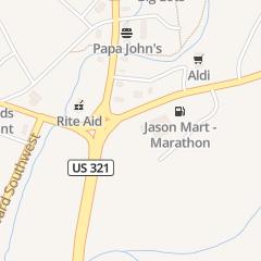 Directions for Meedos Express in Lenoir, NC 120 Wilkesboro Blvd SE